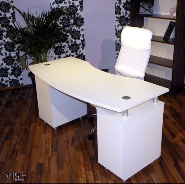 nageltisch vagant weiss mit absaugung salonfabrik. Black Bedroom Furniture Sets. Home Design Ideas